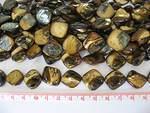 Snäckskalsblister chokladbrun