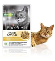 ProPlan Cat Sterilised Chicken Wet 10-p