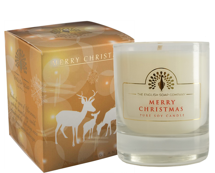 Pure Soya Candle 170 g Reindeer