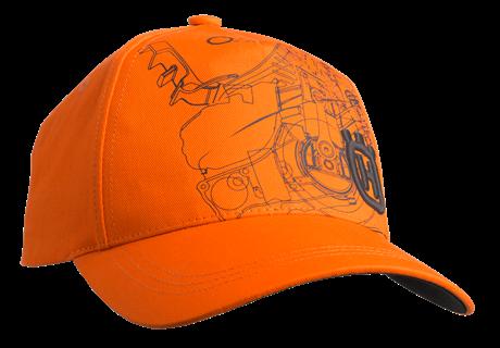 XPL Caps Pioneer Oransj Season