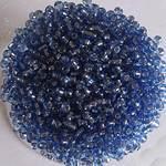 Ljusblå silverlined