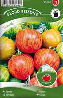 Tomat, Frilands-, Tigerella, Strimmig