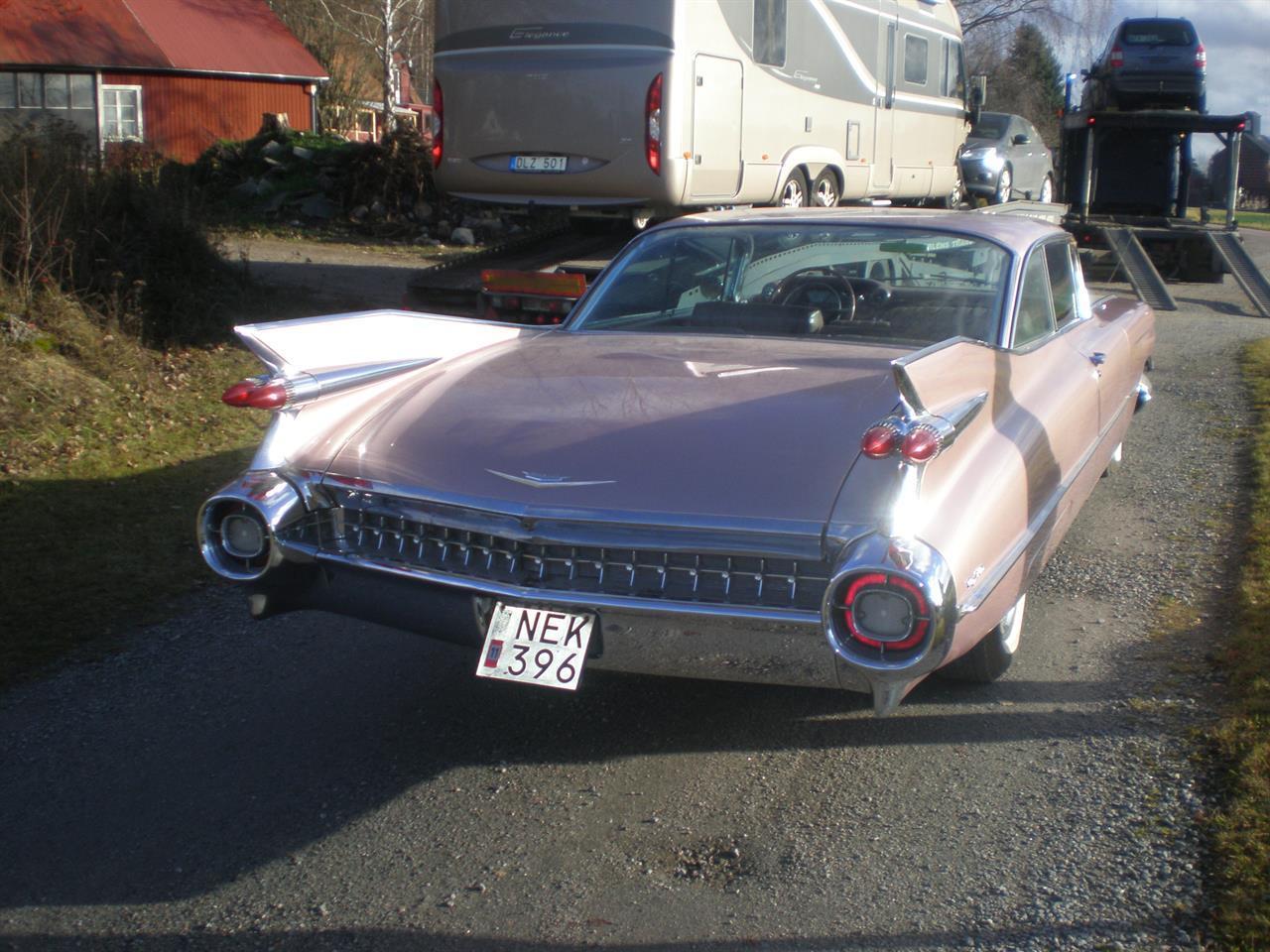 Cadillac -59 Coupe de ville