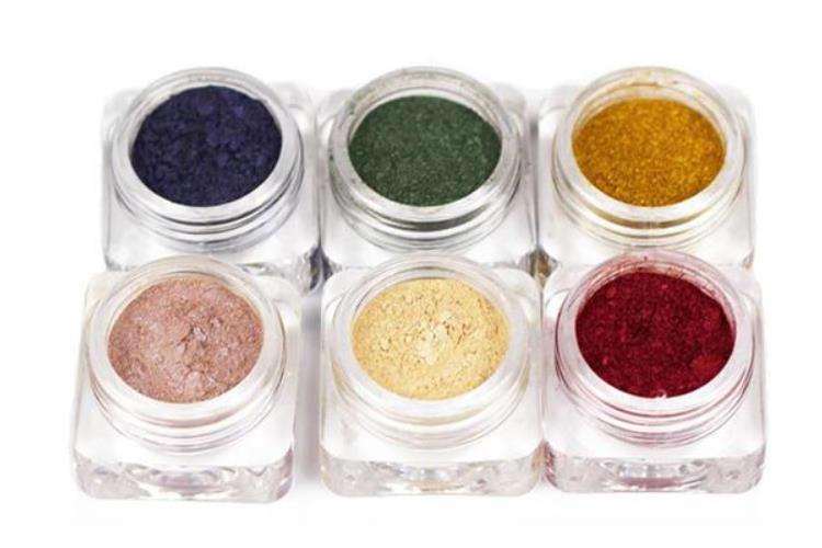 KN- Colored Magnet powder 6p