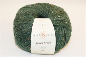 Rowan felted tweed 158