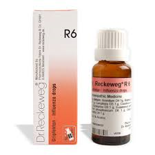 Dr Reckweg R6 50ml