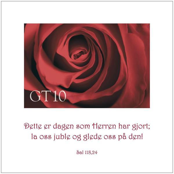 Postkort Sal 118,24