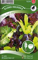 Sallat, Baby Leaf, mix