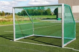 PT Fotballmål 200x300cm, m/nett og kroker