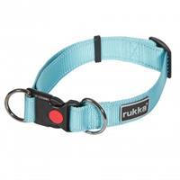 Hundhalsband Bliss Ljusblå XS