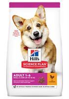 Hills Hund Adult Small&Mini Chicken 1.5kg