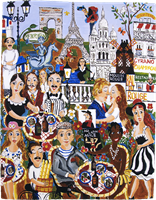 Krogen vid Montmartre