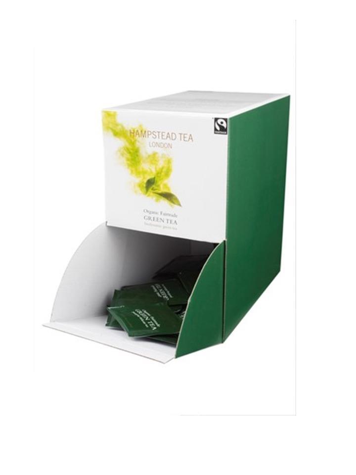 Hamstead Green Tea EKO