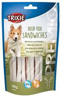 PREMIO Deer Fish Sandwiches 100g