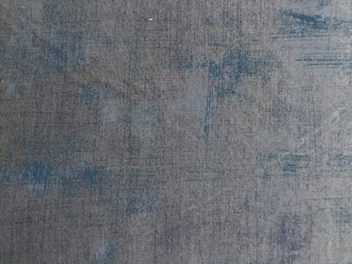 Grå m/ blå innslag