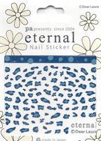 DL- PA Blue Leopard stains