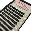 KN- Lash Premium Flat lashes D x 0,15