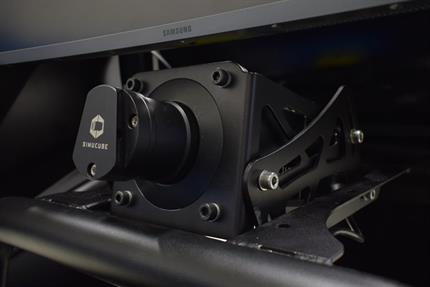 Simucube2 Direct Drive with adjustable mountings