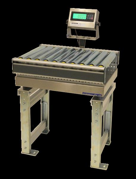 Rullbanevåg B450x600mm 60kg inkl. A12ss