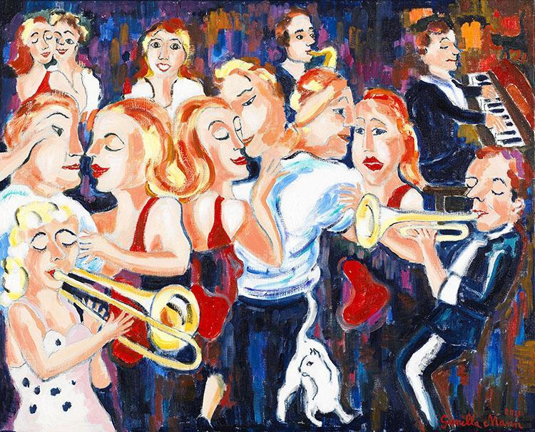 Cabaret danskväll