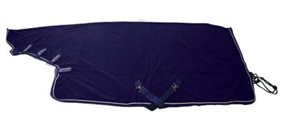 Täcke Fleece Amigo All-In-One Atlantic Blue 130