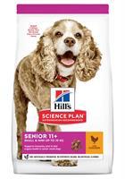 Hills Hund Senior Small&Mini Chicken 1.5kg