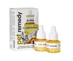 Pet Remedy Lugnande Refill 2*40ml