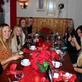 Julebordet 2014 - noen av de fremmøtte