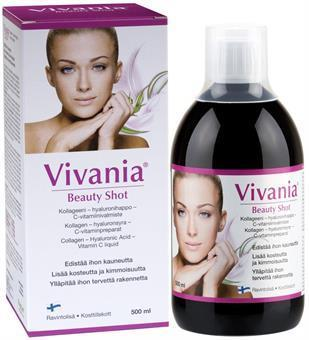 Vivania Beuty Shot 500ml