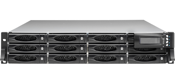 Proware 2U rack RAID for 12 x SAS/SATA HDD