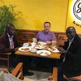 Frukost med Robert & Eric / Breakfast with Robert & Eric