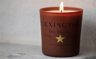 Lexington Scented Candle, Burnt Siena