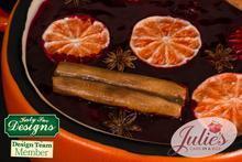 Silikonform Sitron Appelsin Kanel Anis KS