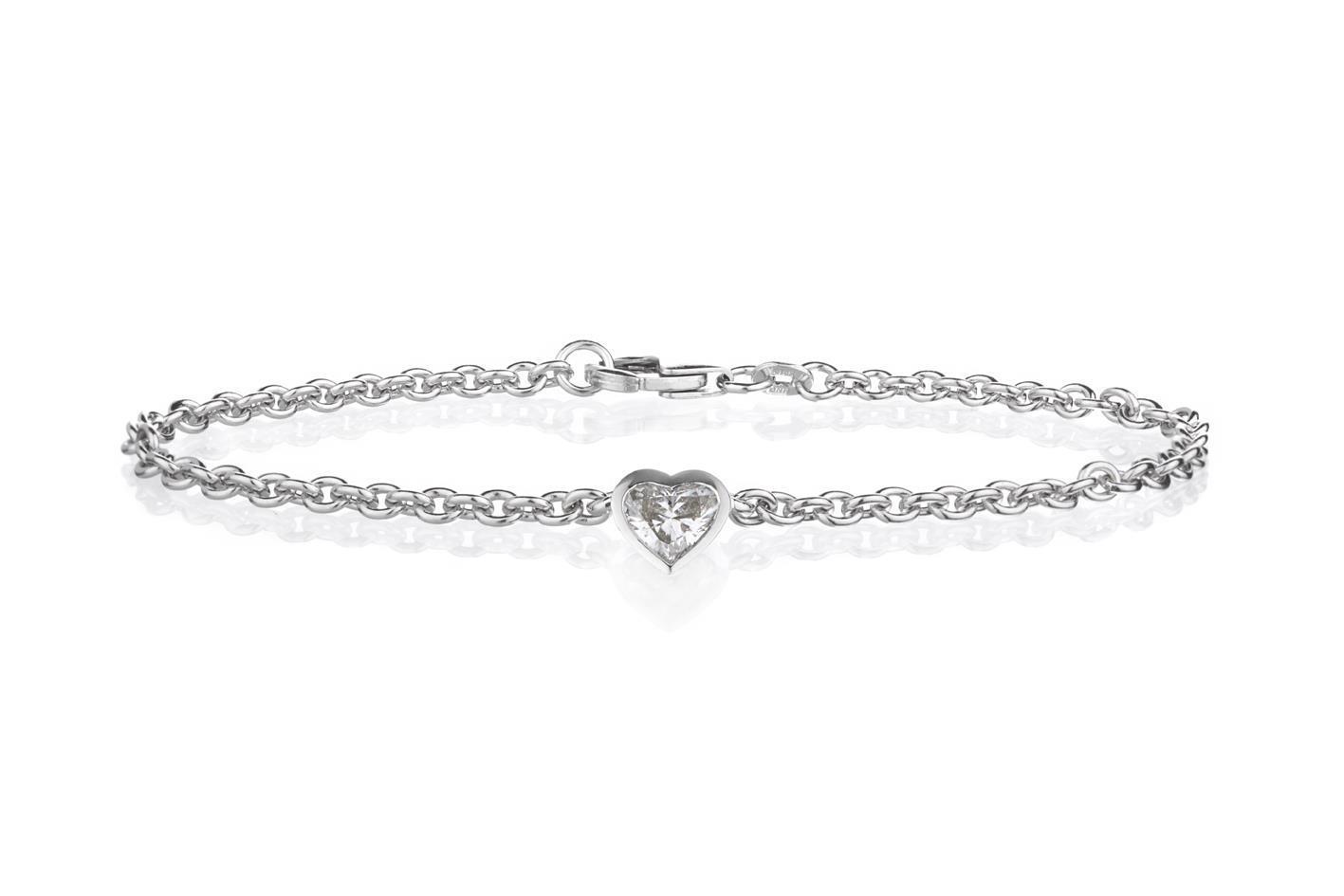 Custommade diamant armbånd