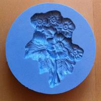 Silikonform Blomsterbukett 2