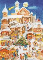 Mäkikylän joulu-adventtikalenteri