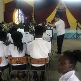 Conducting Kibera Citadel Band