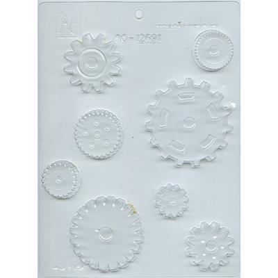 Plastform Tannhjul CK