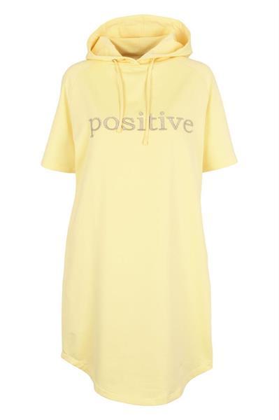 Prepair Ava Sweat Dress, Yellow