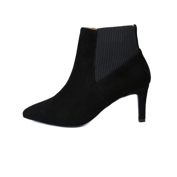 Flattered Sasha Mocka Boots, Black