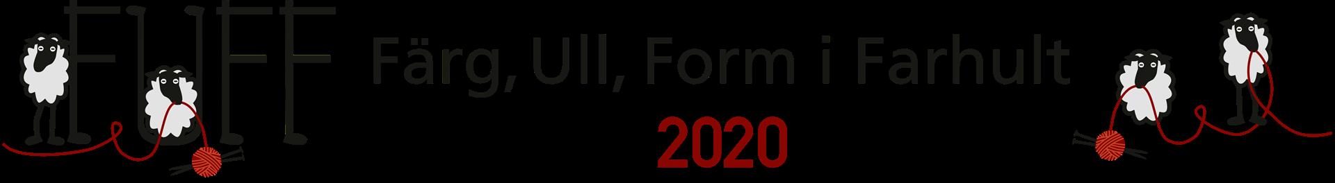 Färg, Ull, Form i Farhult 2020