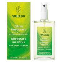 WELEDA Sitrus Deodorantti 100 ml