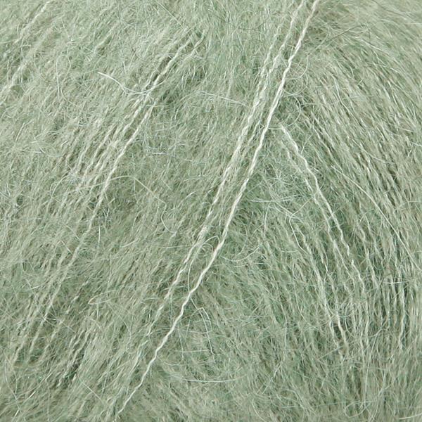 Kid-Silk Salvie grønn
