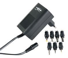 APS600 UNIVERSAL POWER 3-4.5-5-6-7.5-9-12V, 7.2W,