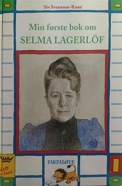 Min første bok om SELMA LAGERÖF