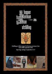 Utstilling av Afshar-tepper høsten 2010