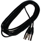 BB103 1M (XLRM - XLRF) M.KABEL SOUNDKING