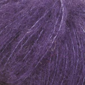 Brushed Alpaca Silk Fiolett