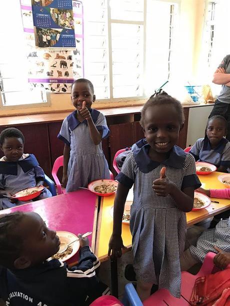 Greetings from Kibera