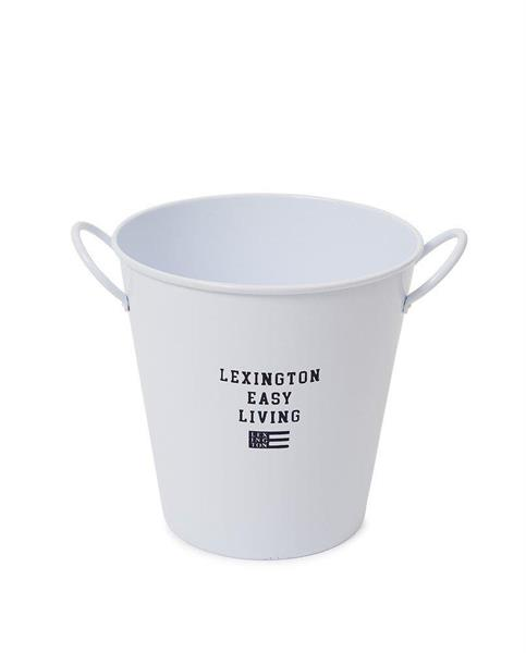 Lexington Easy Living Ice Bucket, White